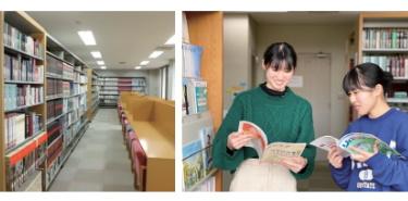 2F 図書室